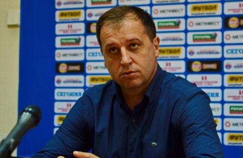 """Вернидуб: """"Хочу добиться, чтобы Заря продлила с Грицаем контракт"""""""