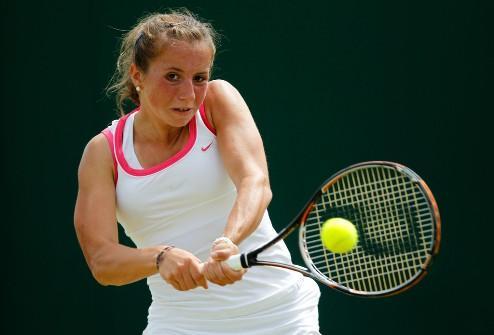 Люксембург (WTA). Лисицки и Возняцки в полуфинале