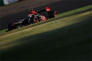 """Формула-1. Лотус: """"Темп машины вырос как в квалификации, так и в гонке"""""""