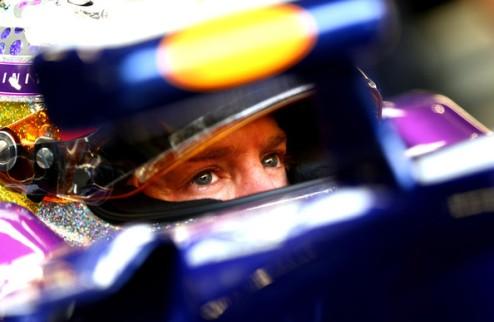 Формула-1. Феттель ждет успешного выступления в Индии