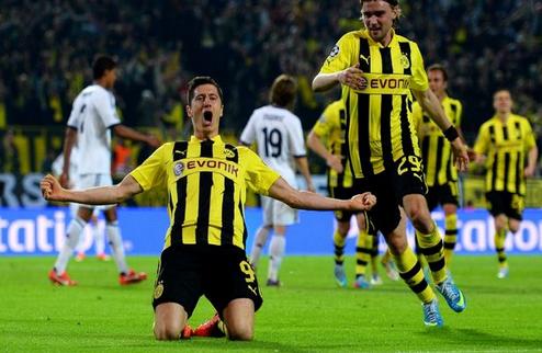 Арсенал и Ман Сити сразятся за Левандовски