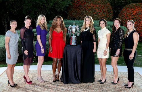 Итоговый турнир WTA. Жребий брошен