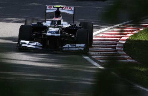 Формула-1. Боттас надеется набрать очки в Индии