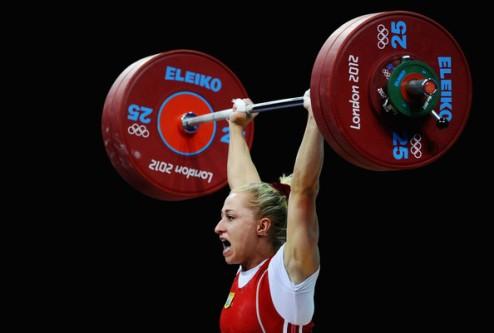 Тяжелая атлетика. ЧМ. Калина завершила день пятой, третье золото Китая
