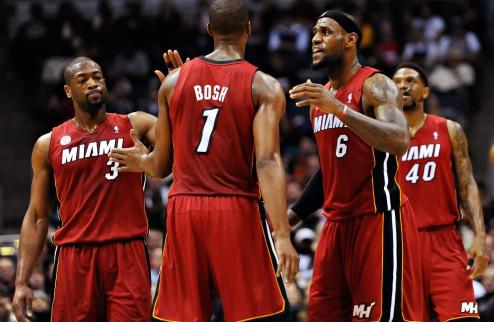 Генменеджеры НБА ставят на Майами