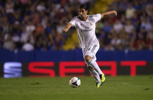 Хедира хочет покинуть Реал и воссоединиться с Моуриньо