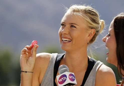 Шарапова потеряет место в рейтинге WTA