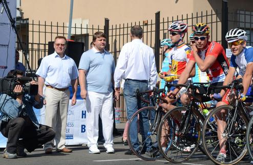 У Киевской федерации велоспорта новый президент