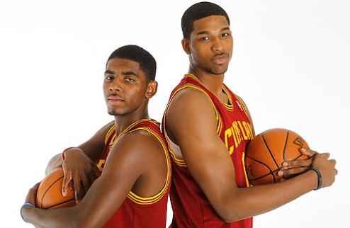НБА. Кливленд: Ирвинг и Томпсон останутся еще на сезон