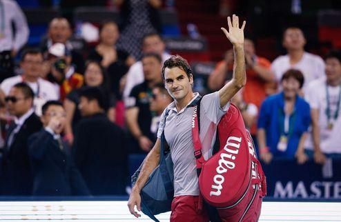Лейвер: неудачи не заставят Федерера покинуть теннис