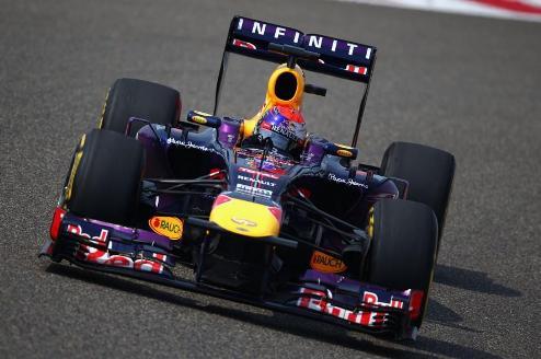 Формула-1. Гран-при Индии. Феттель выигрывает третью практику