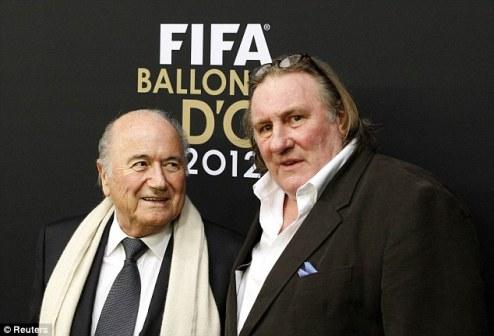 Новый фильм о ФИФА: Тим Рот сыграет Блаттера