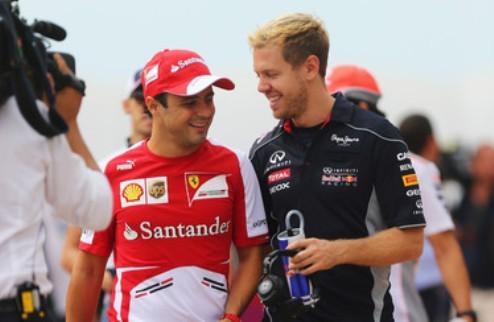 Формула-1. Масса: Феттель встал в один ряд с Сенной и Шумахером