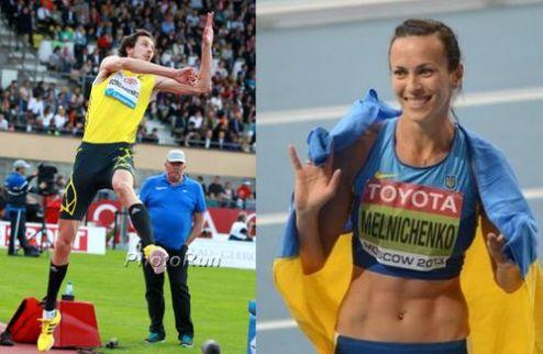 Бондаренко и Мельниченко признаны лучшими легкоатлетами Европы в сентябре