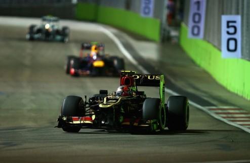 Формула-1. Грожан: в Абу-Даби слишком много поворотов