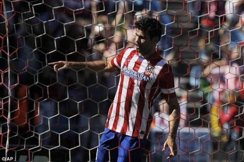 Официально: Диего Коста выбрал Испанию