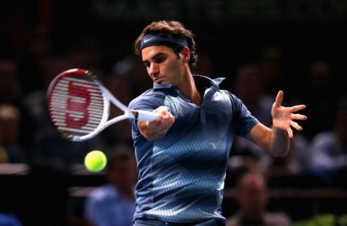 Федерер квалифицировался на Итоговый чемпионат АТР