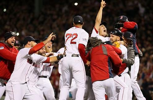 Бостон Рэд Сокс – победители Мировой Серии