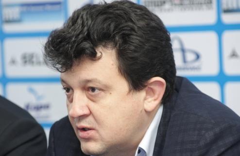 """Футзал. Новиков: """"Я представляю не Енакиевец, а именно Украину"""""""