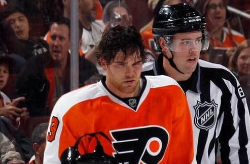 НХЛ. Филадельфия: Дауни отправлен в больницу