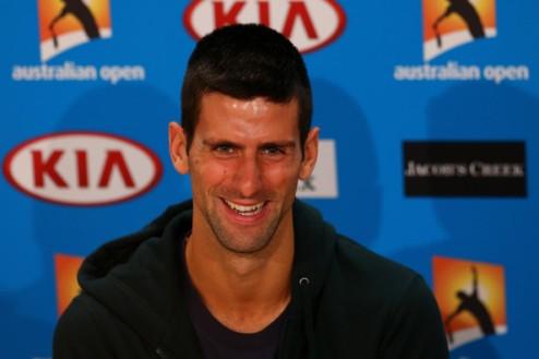 "Джоковича: ""Ожидал часто видеть Федерера у сетки"""