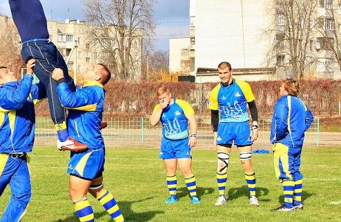 Регби-15. Украина на классе обыгрывает Швецию