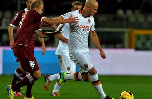 Торино остановил Рому