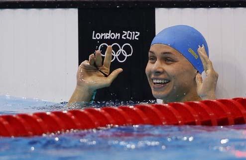 Плавание. Дзеркаль торжествует на Кубке Украины