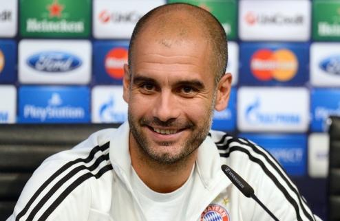 """Гвардиола: """"Каждый матч в Лиге чемпионов очень опасен"""""""