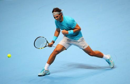 Итоговый турнир ATP. Надаль не заметил Феррера