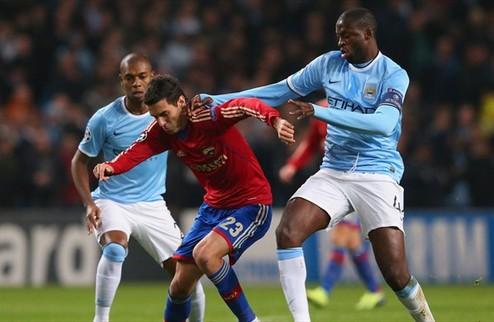 Бавария и Ман Сити — в плей-офф Лиги чемпионов