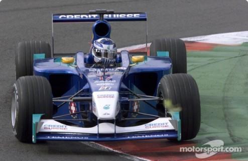 Формула-1. Райкконен на два этапа вернется в Заубер?