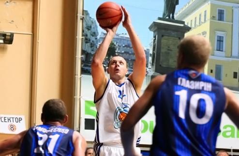 БК Одесса избавляется от Алексеевса