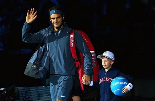 Итоговый турнир АТР. Федерер не оставил шансов Гаске