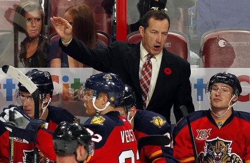 НХЛ. Флорида осталась без тренера