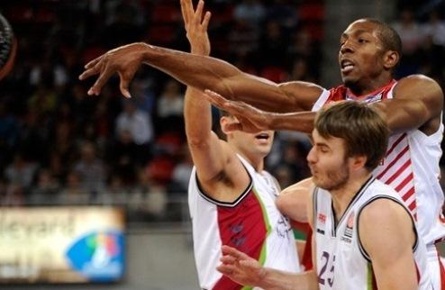 Евролига. ДеМаркус Нельсон — MVP тура