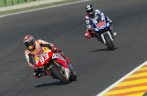 MotoGP. ����-��� ��������. ������ �������� ���� � �������