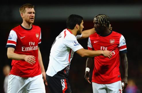 Газидис: Арсеналу нужно покупать зимой