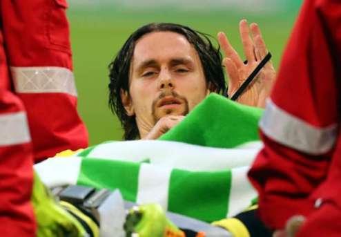 Боруссия теряет Суботича до конца сезона