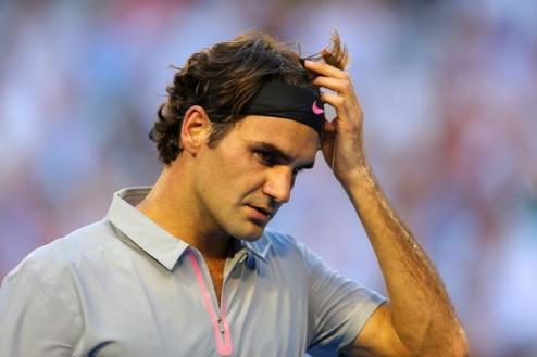 """Федерер: """"Ошибок было слишком много"""""""