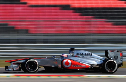 Формула-1. Макларен объявит о новом титульном спонсоре в следущем году