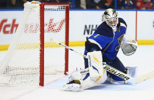 НХЛ. Сент-Луис хочет обменять Эллиотта