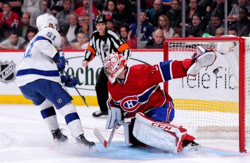 НХЛ. Прайс — первая звезда дня