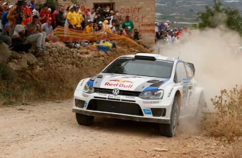 WRC. Латвала стремится к победе в Британии