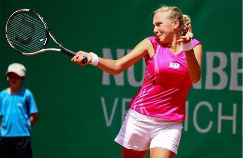 Люда Киченок вышла в четвертьфинал