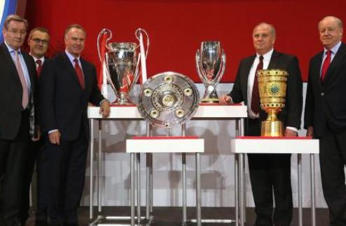 Бавария снова побила личный финансовый рекорд
