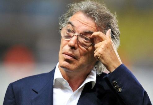 Моратти отказался от роли президента Интера