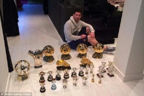 Почему Месси должен обойти Роналду в борьбе за Золотой мяч. ФОТО
