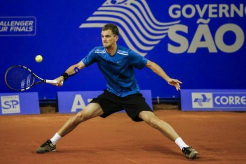 Недовесов выходит в полуфинал Итогового турнира