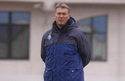 Динамо уступило в спарринге второй команде